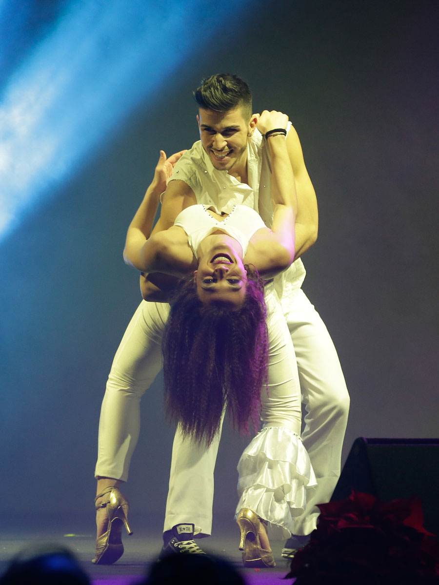 Dance show per eventi