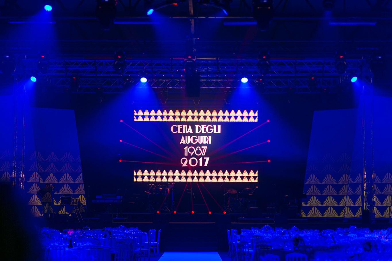Organizzazione eventi aziendali cene gala