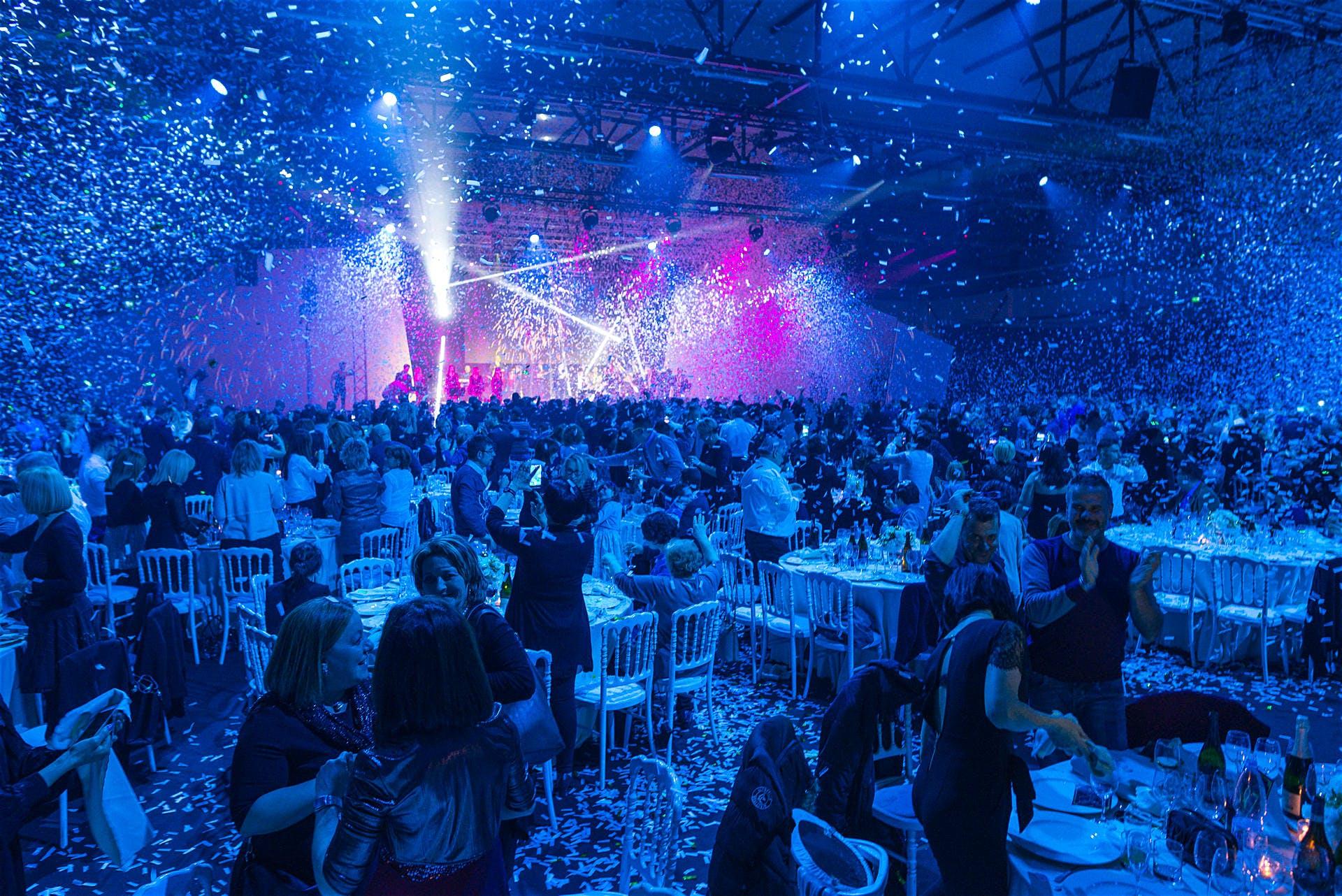 Gala per aziende spettacolari ed emozionanti