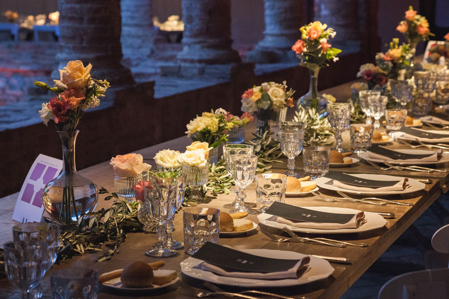 allestimenti e catering matrimonio