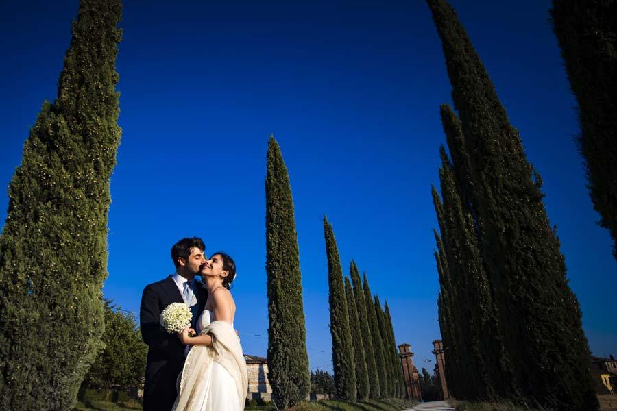 Organizzazione Matrimoni scelta location
