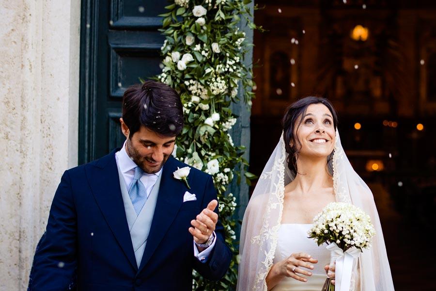 Allestimento chiesa organizzazione matrimoni