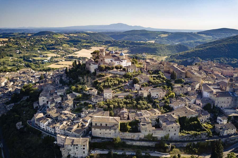 Organizzazione Matrimoni nei borghi dell'Umbria