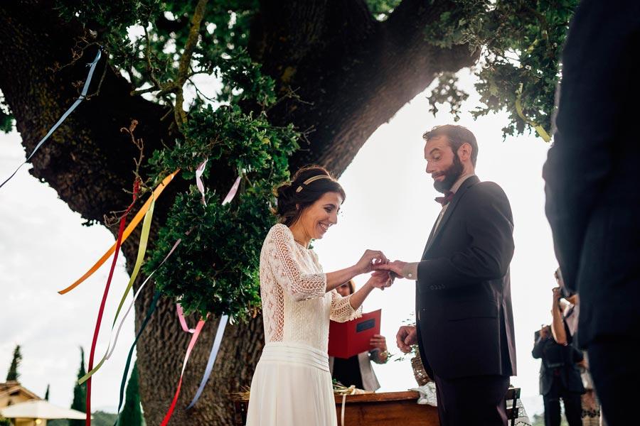 matrimonio romantico in Umbria