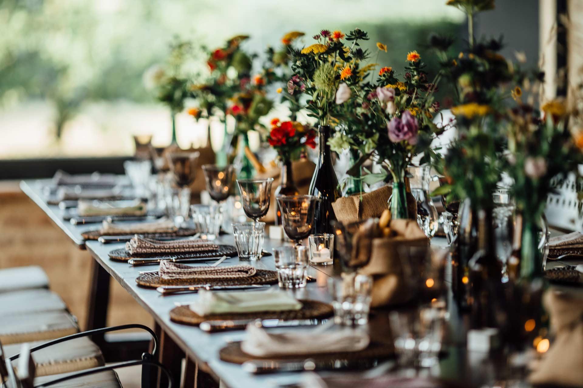 Umbria countryside wedding
