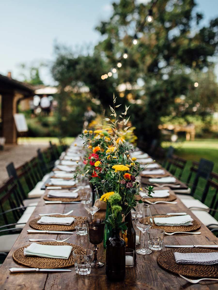 Wedding Destination in Umbria countryside