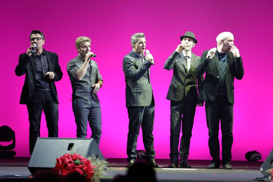 cantanti per eventi aziendali e privati