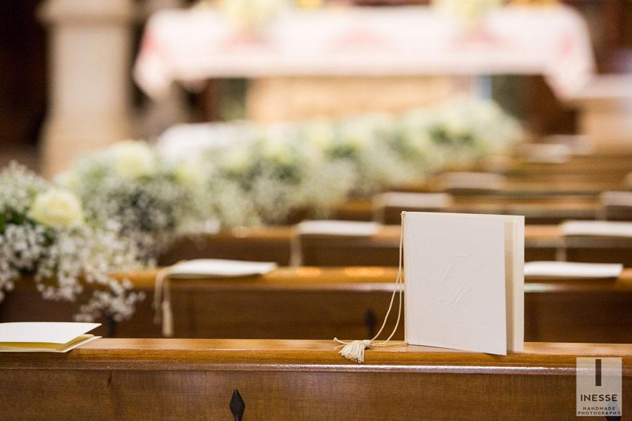 organizzazione matrimonio allestimento chiesa