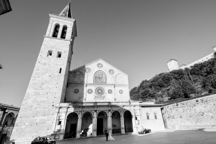 Organizzazione matrimonio Duomo Spoleto
