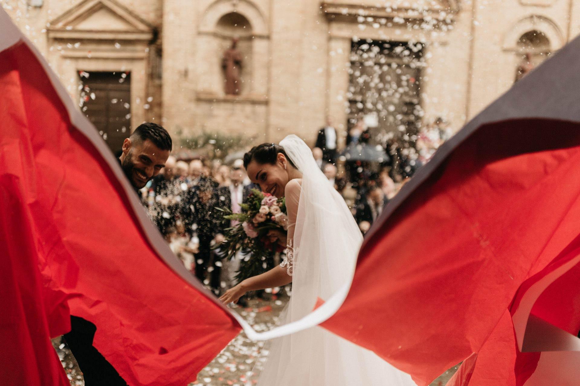 matrimoni spettacolari